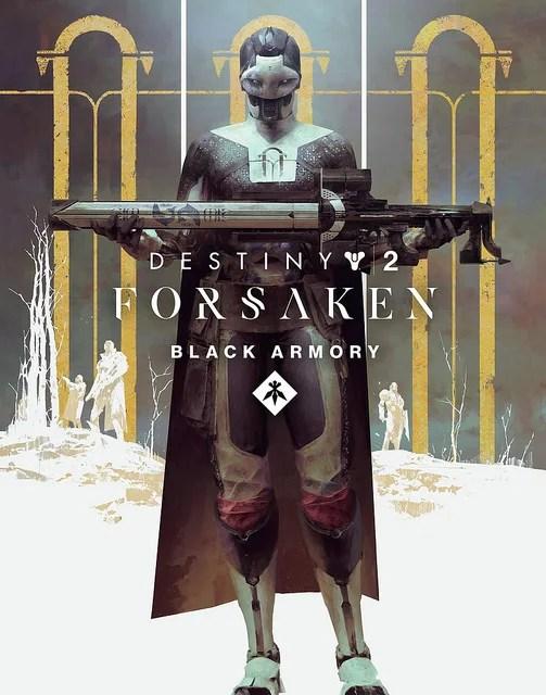 Destiny 2: Forsaken - Black Armory