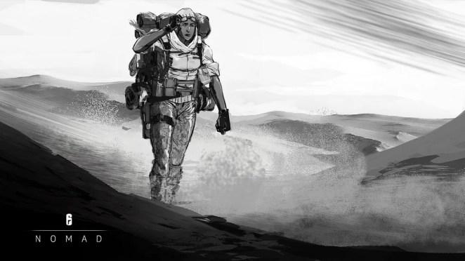 Nomad Concept Art