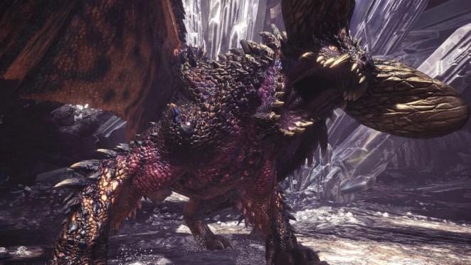 Monster Hunter World Arch-Tempered Nergigante