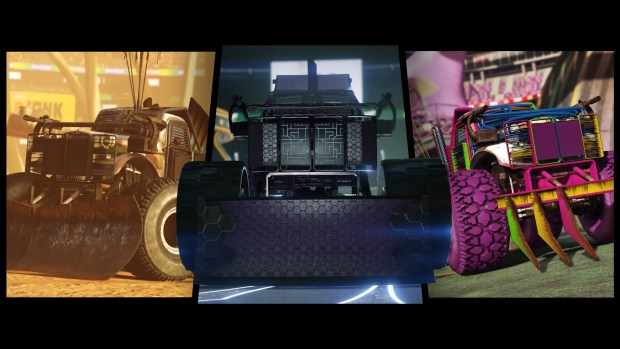 GTA Online Arena War Screenshot
