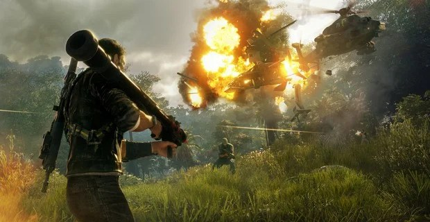 Next Week on Xbox: Just Cause 4
