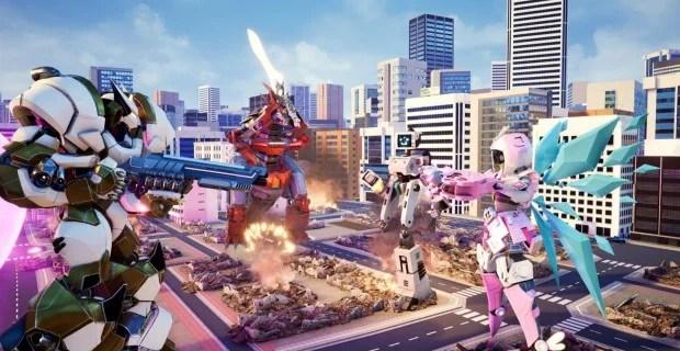 Next Week on Xbox: Mech City Brawl
