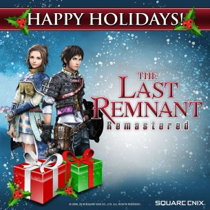 Square Enix - The Last Remnant Remastered