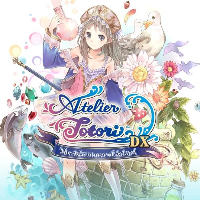 Atelier Totori ~The Adventurer of Arland~ DX