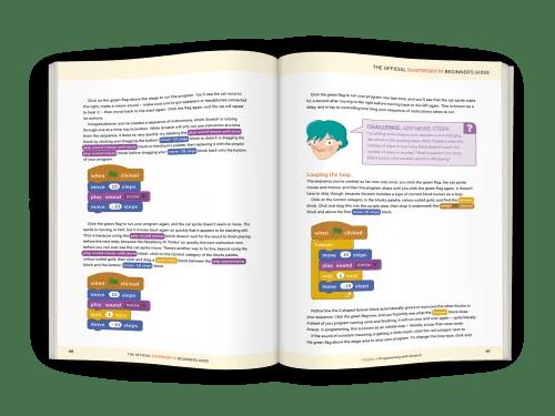 inside the Raspberry Pi Beginner's Guide