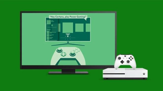 Spotify US Xbox Banner Hero