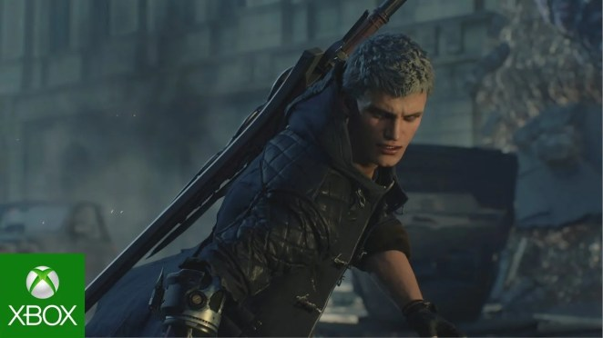 Video forA Look Ahead: Devil May Cry 5