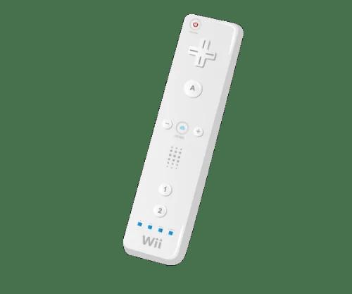 Raspberry Pi-powered Nintento Wiimote digital art