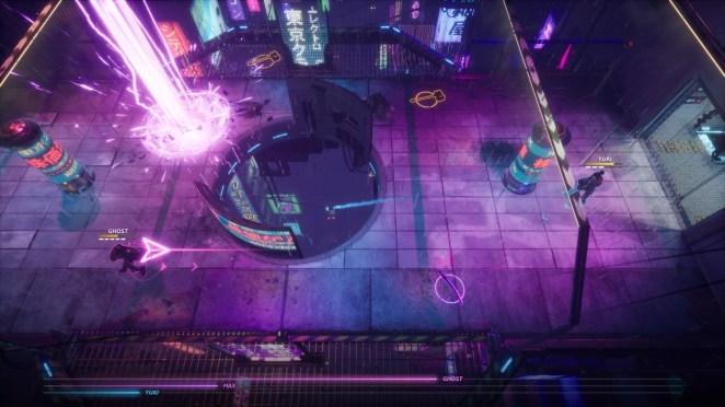 Hyper Jam Screenshot