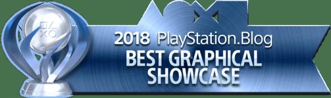 Best Graphical Showcase - Platinum