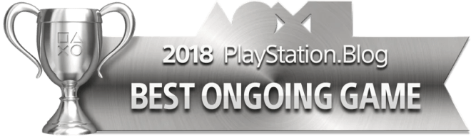 Best Ongoing Game - Silver