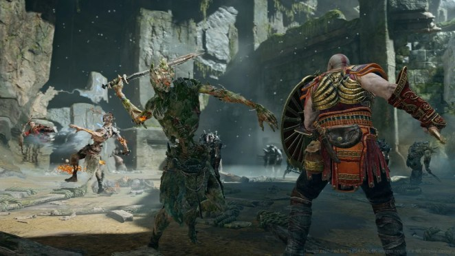 God of War: New Game Plus