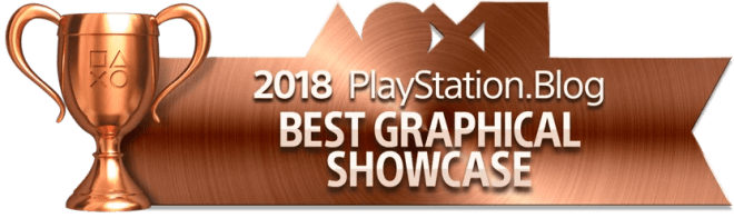 Best Graphical Showcase - Bronze