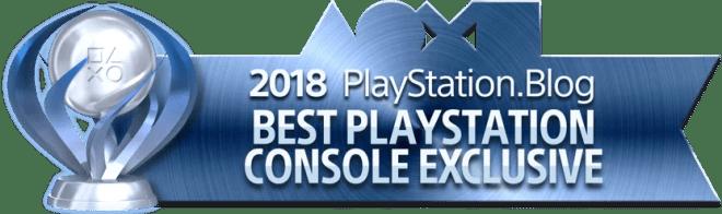 Best PlayStation Console Exclusive - Platinum