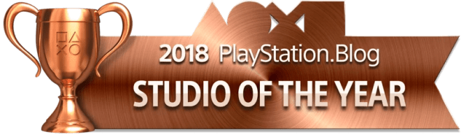 Studio of the Year - Bronze