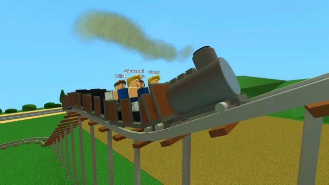 Roblox Theme Park Tycoon