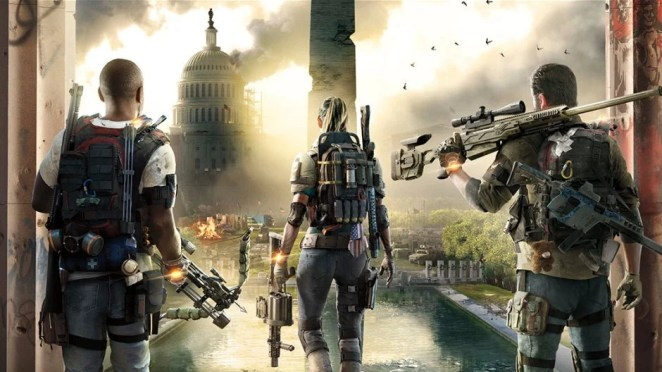 Tom Clancy's The Division 2 Hero Image