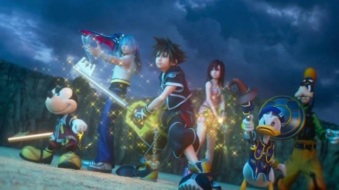 Kingdom Hearts III Feature Hero Image
