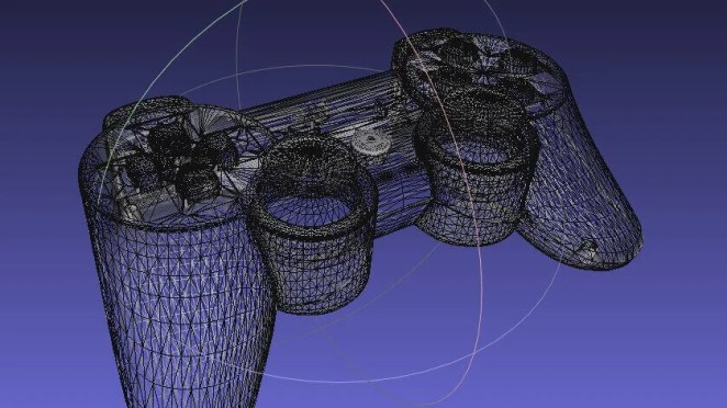 3D printers require a digital blueprint of an object