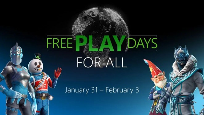 Free Play Days for All Hero Image
