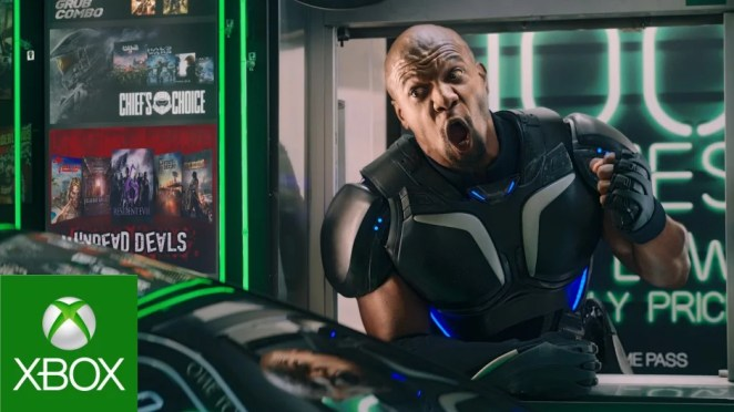 Xbox Wire - Crackdown 3 Lauch Post Terry Crews Xbox Game Pass
