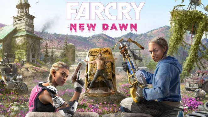 Far Cry New Dawn Key Art