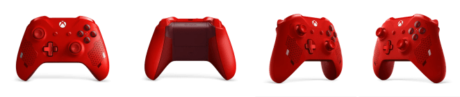 Xbox Wireless Controller – Sport Red Special Edition