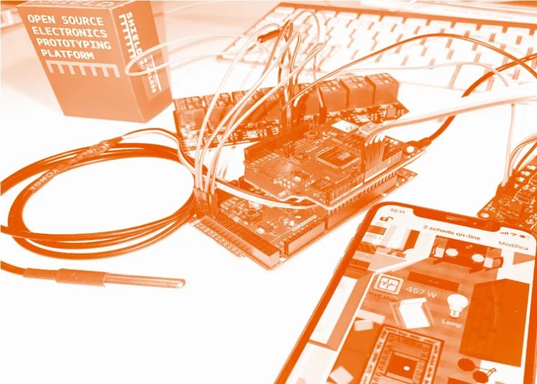 Arduino Day Community Challenge: Andruino and Home Automation