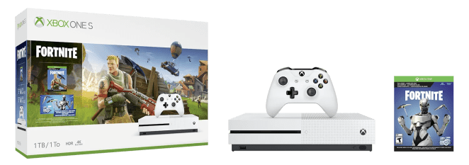 Fortnite Xbox Console Bundle
