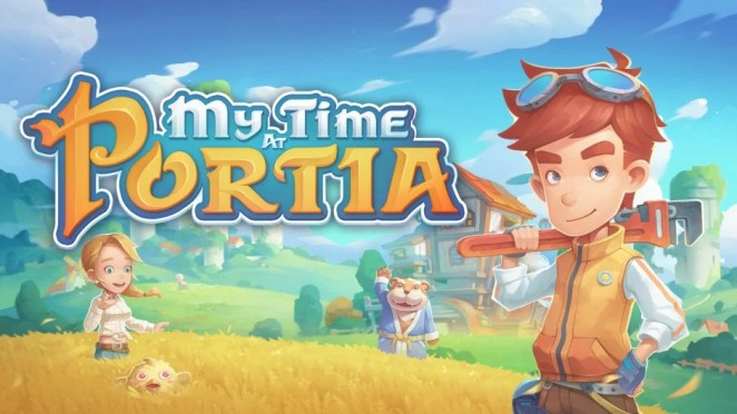 My Time at Portia Hero Image