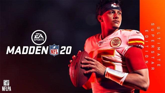 Madden NFL 20 Hero Image