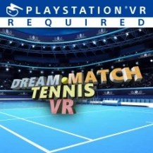 Dream Match Tennis VR