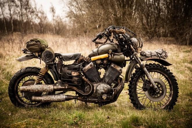 Photo: Days Gone Bike Recreated IRL