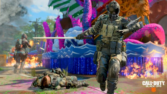 Call of Duty: Black Ops 4 - Operation Spectre Rising