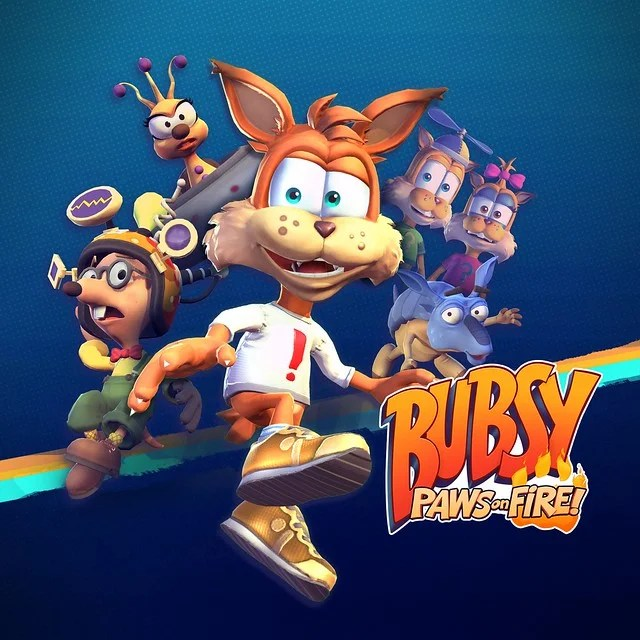 Bubsy: Paws on Fire!
