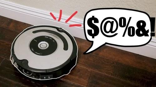 Sweary Roomba