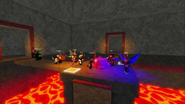 Brave The Depths Of The Labyrinth Now Available On Roblox - roblox monster maze game
