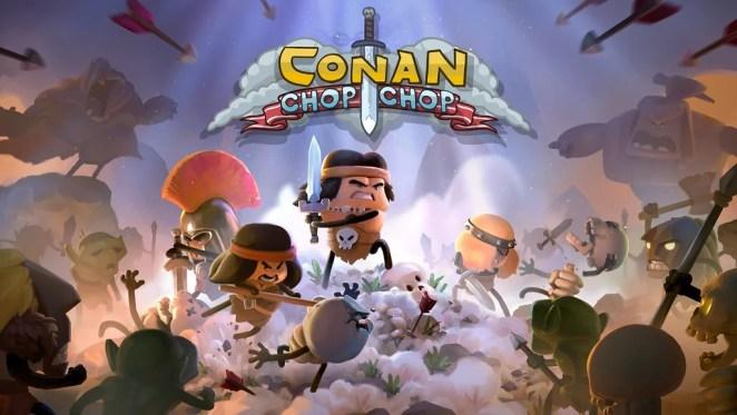 Conan Chop Chop
