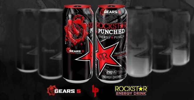 Gears 5 Rockstar In-line