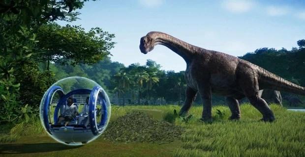 Next Week on Xbox: Neue Spiele vom 18. bis 21. Juni: Jurassic World Evolution: Claire's Sanctuary