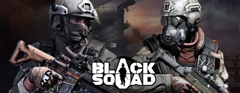 Now Available on Steam - Black Squad | ブログドットテレビ