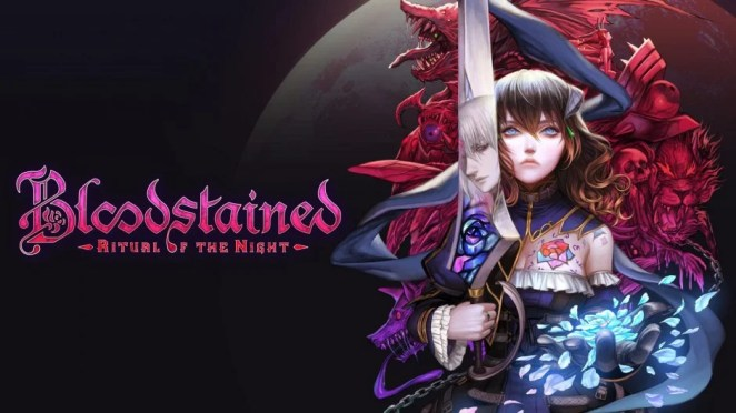 Bloodstained: Ritual of the Night Hero Image