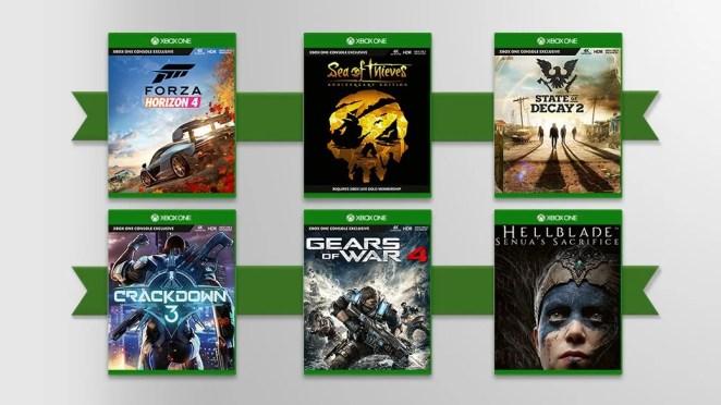 Xbox Deals: Spare ab dem 7. Juni beim Kauf von Konsolen, Controllern, Spielen und mehr! Spiele