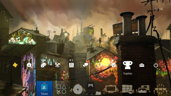 Concrete Genie Denska PS4 Theme