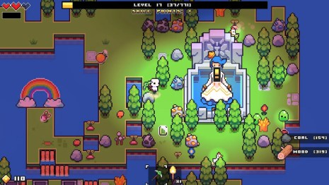 Forager on PS4