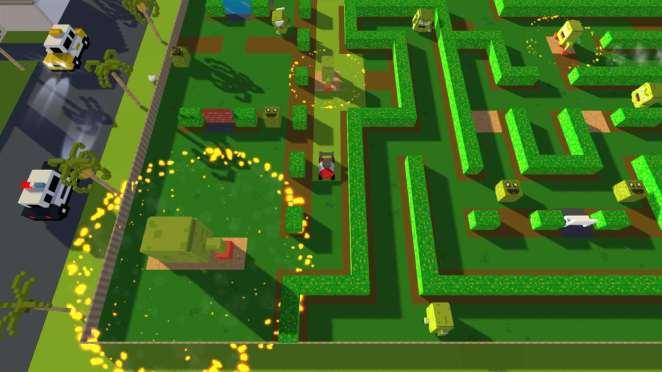 Next Week on Xbox: Neue Spiele vom 10. bis 12. Juli: Grass Cutter: Mutated Lawns