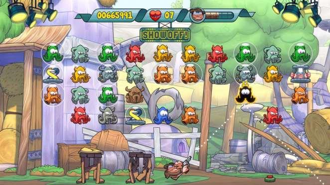 Next Week on Xbox: Neue Spiele vom 10. bis 12. Juli: Doughlings: Invasion