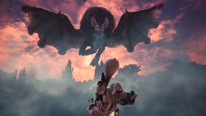 Monster Hunter World: Iceborne – Nightshade Paolumu