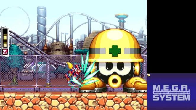 Mega Man Zero \ ZX Legacy Collection
