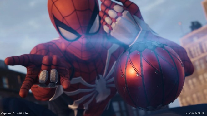 Marvel's Spider-Man: Photo Mode on PS4